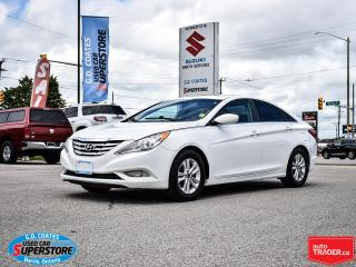 Used 2013 Hyundai Sonata GLS ~V6 ~Power Moonroof ~Heated Seats ~Power Seat for sale in Barrie, ON