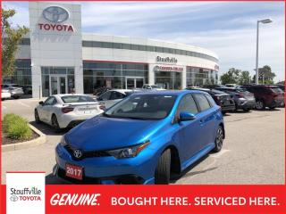 Used 2017 Toyota Corolla iM REAR SPOILER - BACKUP CAMERA - HEATED FRONT SEATS for sale in Stouffville, ON
