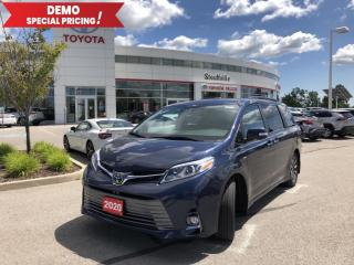 Used 2020 Toyota Sienna XLE 7-Passenger TCI DEMO - LIMITED AWD - BIRD'S EYE VIEW MONITOR for sale in Stouffville, ON