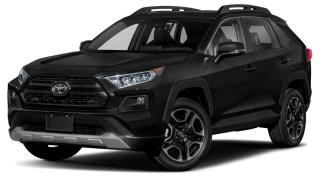 Used 2020 Toyota RAV4 TRAIL for sale in Stouffville, ON