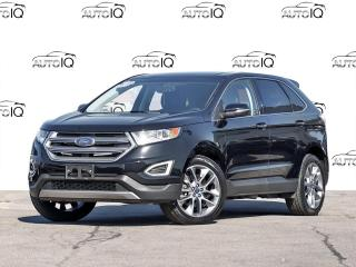 Used 2018 Ford Edge Titanium TITANIUM! NAVIGATION AWD for sale in Hamilton, ON