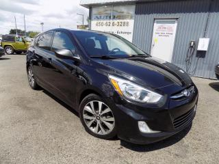 Used 2015 Hyundai Accent ***SE,AUCUN ACCIDENT,TOIT,MAGS*** for sale in Longueuil, QC