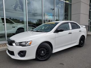 Used 2016 Mitsubishi Lancer DE , MANUELLE , MAG , DÉMARREUR for sale in Ste-Agathe-des-Monts, QC