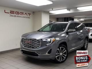 New 2020 GMC Terrain Denali for sale in Burlington, ON