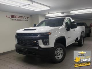 New 2020 Chevrolet Silverado 2500 HD Work Truck for sale in Burlington, ON