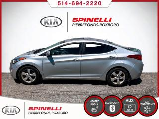 Used 2013 Hyundai Elantra GLS BAS KM for sale in Montréal, QC