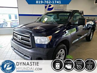 Used 2010 Toyota Tundra Base for sale in Rouyn-Noranda, QC