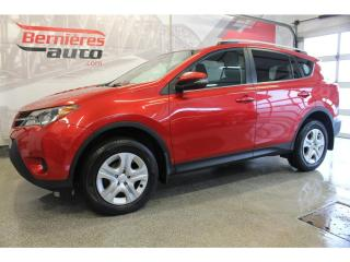 Used 2015 Toyota RAV4 LE for sale in Lévis, QC