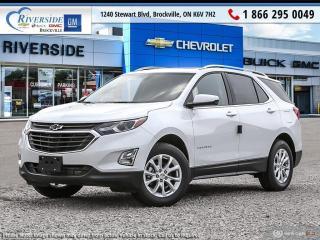New 2020 Chevrolet Equinox LT for sale in Brockville, ON