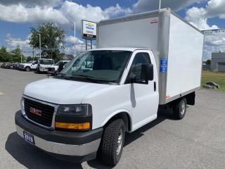 Used 2019 GMC Savana Cutaway Work Van 4.3L V6 Cutaway for sale in Carleton Place, ON