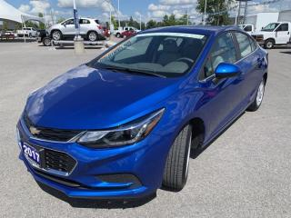 Used 2017 Chevrolet Cruze Cruze LT Automatic for sale in Carleton Place, ON
