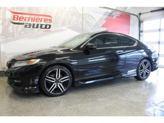Used 2016 Honda Accord COUPE TOURING V6 6VIT for sale in Lévis, QC
