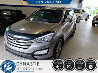 Used 2016 Hyundai Santa Fe SPORT PREMIUM for sale in Rouyn-Noranda, QC