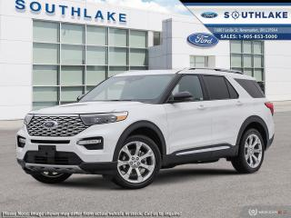 New 2020 Ford Explorer Platinum for sale in Newmarket, ON