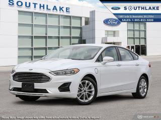 New 2020 Ford Fusion Energi SEL for sale in Newmarket, ON
