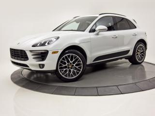 Used 2018 Porsche Macan GPS TOIT PANO MAGS 20 POUCES for sale in Brossard, QC