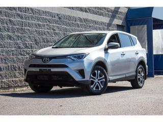 Used 2016 Toyota RAV4 Awd Le Bluetooth for sale in Brossard, QC