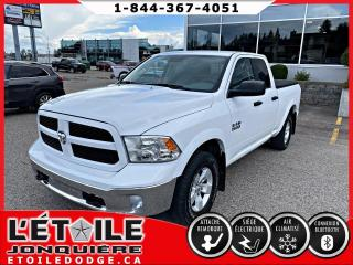Used 2016 RAM 1500 Cabine quad 4x4 Outdoorsman V6 for sale in Jonquière, QC