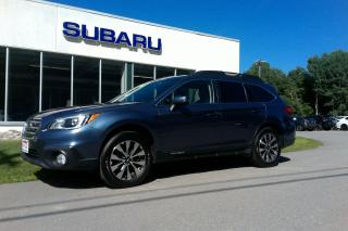 Used 2015 Subaru Outback 2.5i w/Limited & Tech Pkg for sale in Minden, ON