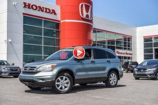 Used 2010 Honda CR-V GARANTIE PROLONGEE DISPONIBLE* 02726A VERT for sale in Terrebonne, QC