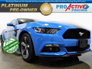 Used 2017 Ford Mustang EcoBoost | Manual | Only 7800km! for sale in Virden, MB