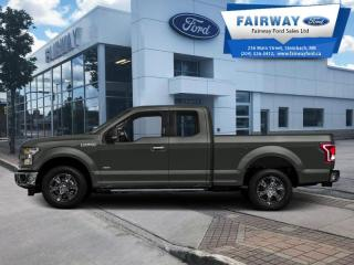 Used 2017 Ford F-150 XLT  - Bluetooth -   A/C for sale in Steinbach, MB