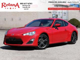 Used 2013 Scion FR-S Manual_Accident Free_One Owner_Low KMs for sale in Oakville, ON