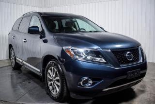 Used 2016 Nissan Pathfinder SL AWD CUIR TOIT PANO NAV MAGS for sale in Île-Perrot, QC