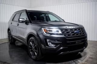 Used 2017 Ford Explorer XLT SPORT AWD CUIR TOIT PANO MAGS NAV for sale in St-Hubert, QC