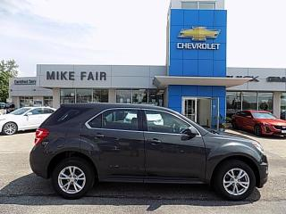 Used 2017 Chevrolet Equinox LS for sale in Smiths Falls, ON