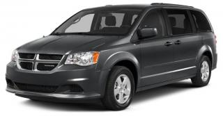 Used 2015 Dodge Grand Caravan SE/SXT for sale in Barrie, ON