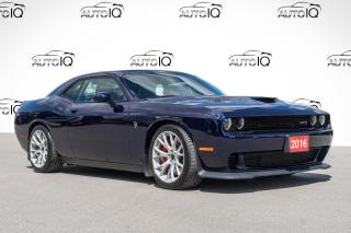Used 2016 Dodge Challenger SRT Hellcat SUPER CHARGED 707HP for sale in Innisfil, ON
