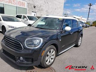Used 2019 MINI Cooper Countryman ALL4/TOIT/CUIR/CAMERA/BLUETOOTH/SIÈGES CHAUFFANTS for sale in St-Hubert, QC
