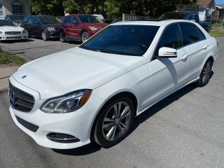 Used 2014 Mercedes-Benz E-Class 4DR SDN E 300 4MATIC for sale in Ottawa, ON
