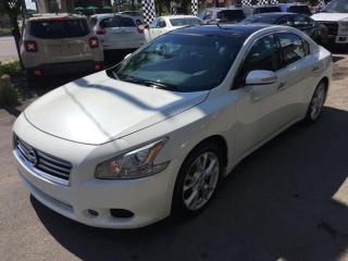 Used 2012 Nissan Maxima 4dr Sdn CVT 3.5 SV for sale in Ottawa, ON