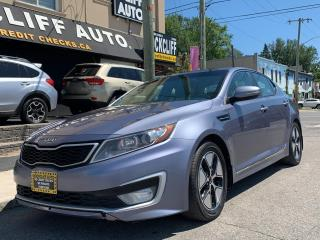 Used 2012 Kia Optima 4dr Sdn Auto Hybrid for sale in Scarborough, ON