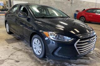 Used 2017 Hyundai Elantra L GROUPE ELECTRIQUE for sale in Île-Perrot, QC