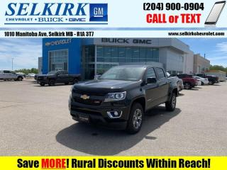 New 2020 Chevrolet Colorado 4WD Z71 for sale in Selkirk, MB