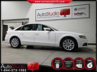 Used 2011 Audi A4 2.0T PREMIUM **QUATTRO**6 VITESSES MANUE for sale in Mirabel, QC
