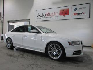 Used 2014 Audi A4 Progressiv quattro **S-LINE**CUIR**TOIT* for sale in Mirabel, QC