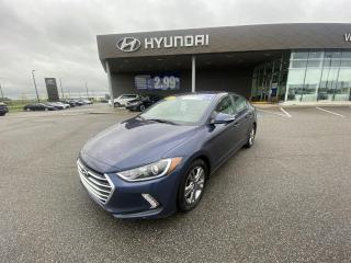 Used 2017 Hyundai Elantra 4dr Sdn Auto GL,MAGS,A/C,CRUISE,APP for sale in Mirabel, QC