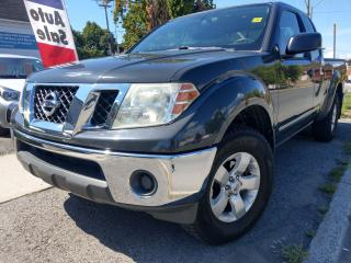 Used 2011 Nissan Frontier SV for sale in Ottawa, ON