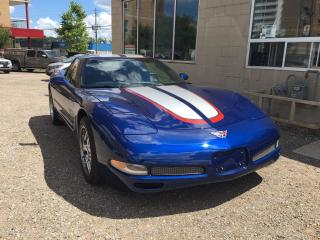 Used 2004 Chevrolet Corvette Z06 Le Mans Commemorative Edition for sale in Waterloo, ON