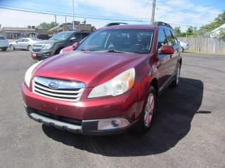 Used 2011 Subaru Outback 2.5i Limited Pwr Moon for sale in Hamilton, ON