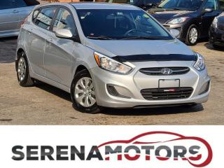 Used 2015 Hyundai Accent GL | HATCH | MANUAL |  ONE OWNER | NO ACCIDENTS for sale in Mississauga, ON