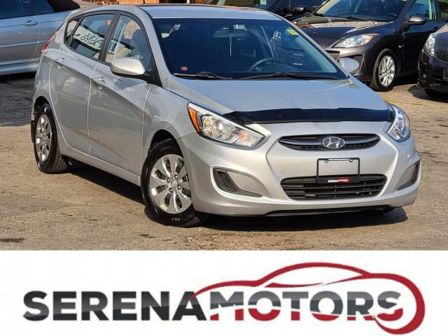 2015 Hyundai Accent GL | HATCH | MANUAL |  ONE OWNER | NO ACCIDENTS