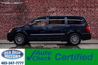 Used 2011 Chrysler Town & Country Limited Leather Roof Nav DVD BCam for sale in Red Deer, AB