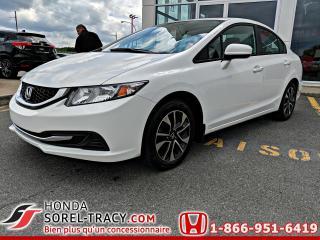 Used 2014 Honda Civic 4 portes boîte manuelle EX for sale in Sorel-Tracy, QC