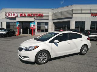 Used 2016 Kia Forte LX+ ***TOIT OUVRANT ***BANC CHAUFFANT ***MAG*** for sale in Mcmasterville, QC