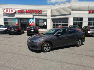 Used 2018 Honda Civic LX  ***A/C***BANC CHAUFFANT*** BLUETOOTH for sale in Mcmasterville, QC